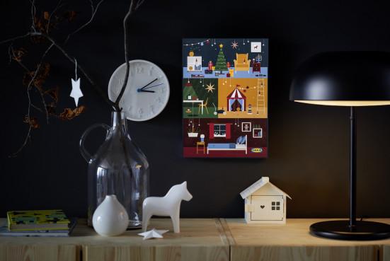 Der IKEA Adventskalender ist da!